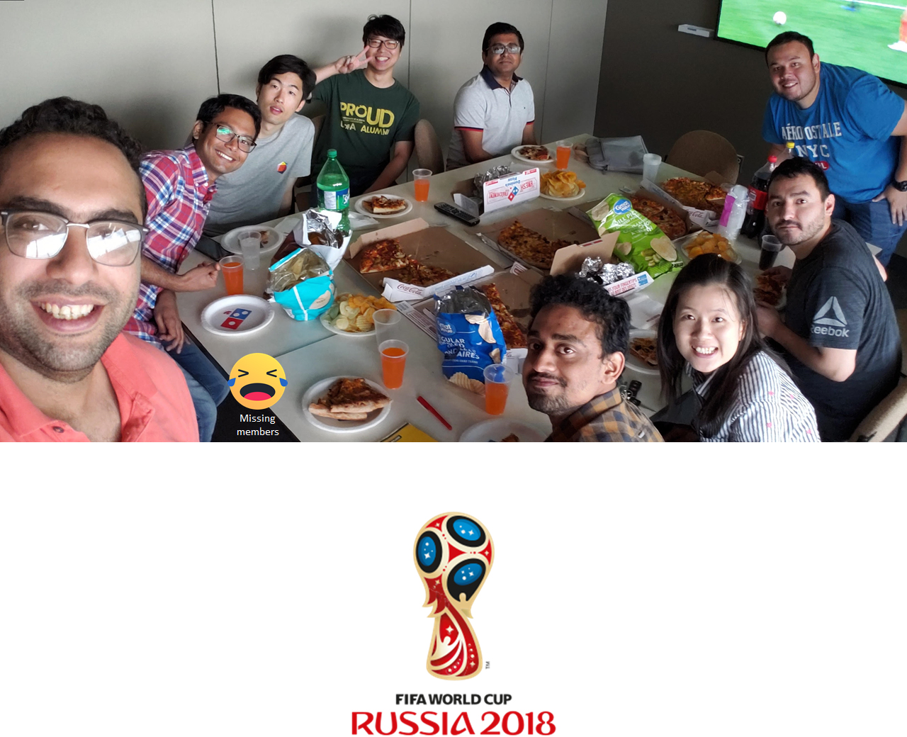 Worldcup Semifinal Lunch_July 10, 2018_3